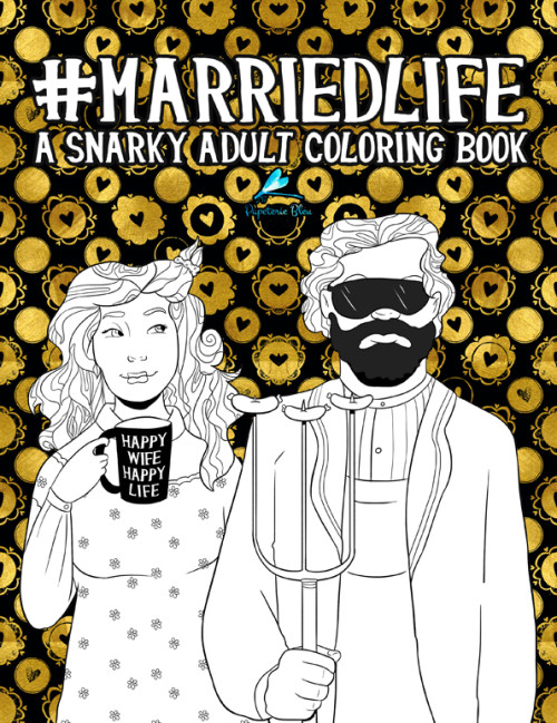 MARRIED LIFE FESTIVEICOLORING BOOK Web