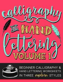 PB CALLIGRAPHY VOLUME 1a